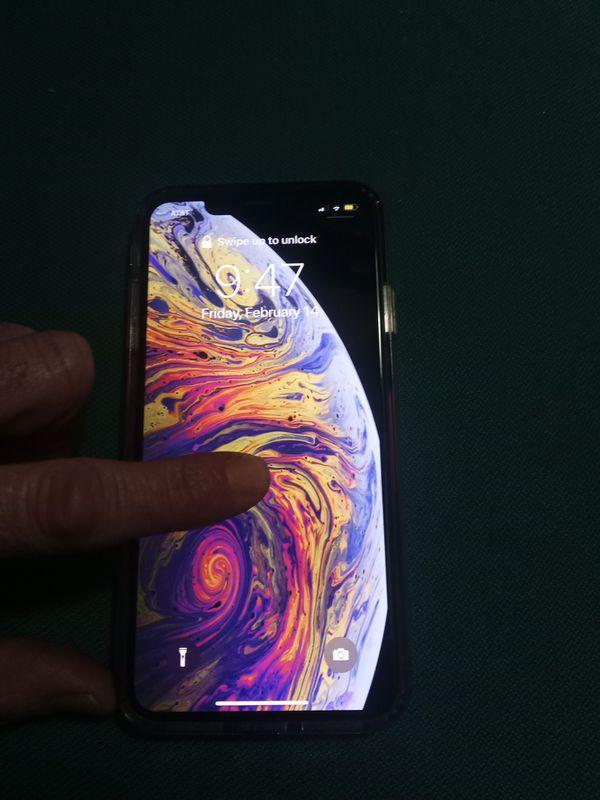 I phone 10x Max 256 gb