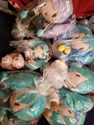 Anime plushie for Sale in Carrollton, TX