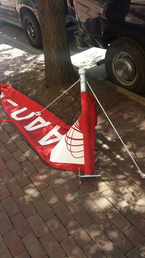 Flag bracket holder for Sale in Hyattsville, MD