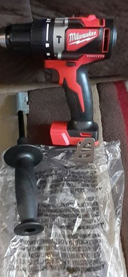 Milwaukee M18 Hammer Drill brushless new Tool-only for Sale in Vallejo,  CA