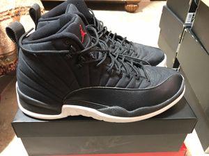 Jordan 12 retro nylon for Sale in El Paso, TX