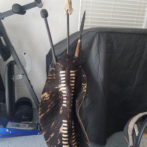 Zulu Shield for Sale in Land O' Lakes, FL
