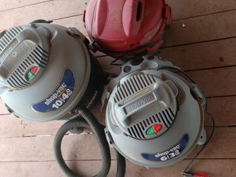 Three Shop Vacuums for Sale in Caldwell,  ID