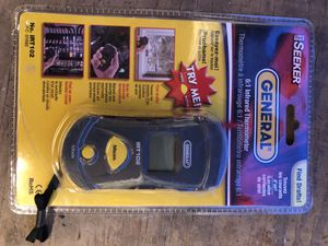 General 6:1 Infrared Thermometer IRT102 Thermo-Seeker for Sale in Sheridan, OR