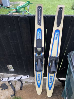 Adult water skis for Sale in Richmond, VA