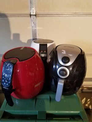 Non-working air fryers for Sale in Cardington, OH