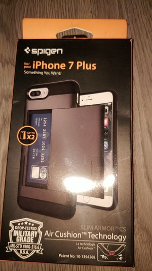 iPhone 7 plus Case for Sale in Houston, TX