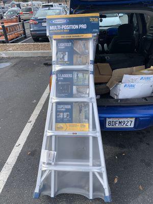 Werner 22' adjustable ladder for Sale in San Diego, CA