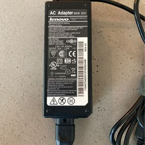 Lenovo Laptop Charger for Sale in Diamond Bar, CA