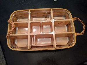 Peterboro serving Basket- never used for Sale in Johns Island, SC