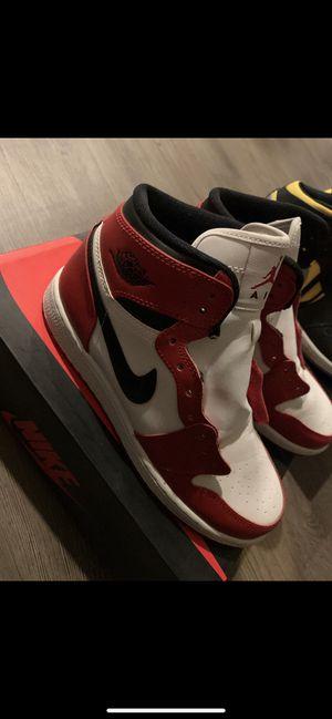Jordan 1 size 7y for Sale in Long Beach, CA