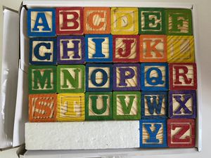 Wooden Montessori Educational Blocks for Sale in Beaverton, OR