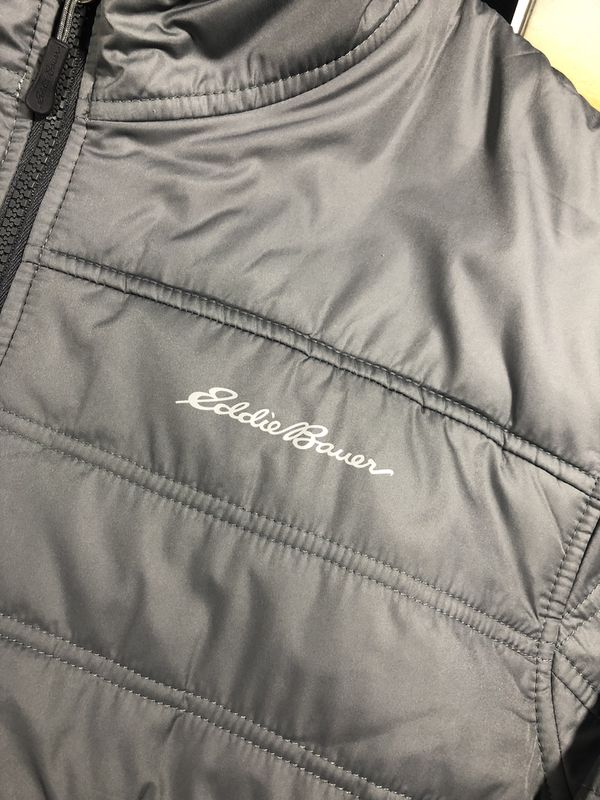 Eddie Bauer Puffer Down Coat Jacket 2XL