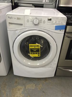 Whirlpool front load washer new for Sale in Grand Prairie, TX