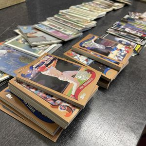 Old Baseball Card Collection for Sale in Santa Ana, CA
