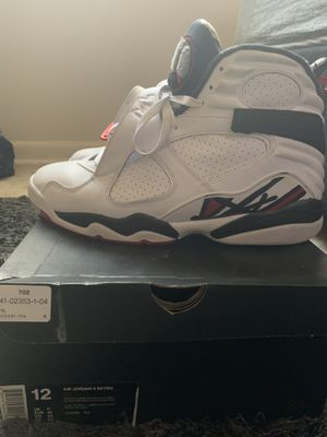 Retro Jordan VIII SIZE 12 8/10 for Sale in Oxon Hill, MD