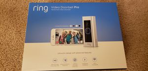 [NEW] Ring Doorbell PRO for Sale in Sudley Springs, VA