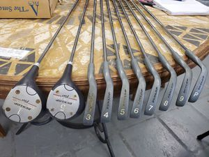 Dunlop Tour 2400 Plus Golf Club 10pc set for Sale in Austin, TX