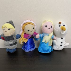 Frozen Finger Puppets! ($2 for each $5 for all) for Sale in Ladera Ranch, CA