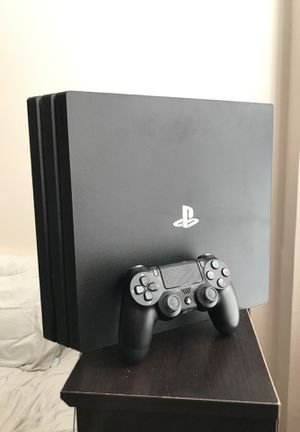 PS4 Pro 1TB - Barely Used for Sale in Chicago, IL