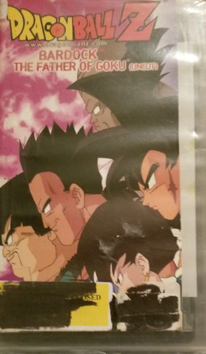 Dragonball Z ( Anime ) VHS D1 for Sale in West Covina, CA