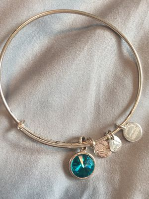 Alex and Ani birthstone bracelet for Sale in Salt Lake City, UT