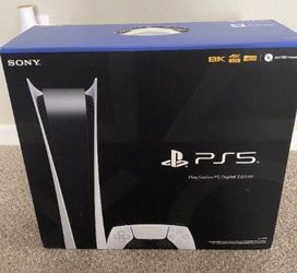 PS5 Digital Bundle Brand New - Factory Sealed for Sale in St. Louis,  MO