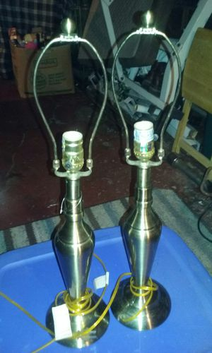 Set of Lamps for Sale in Cleveland, OH
