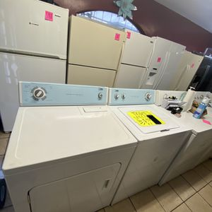 Washer And Dryer Top Load for Sale in Houston, TX
