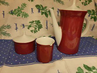 Vintage Berlin Baumann tea set for Sale in Vienna,  VA