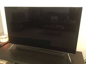 "Samsung 55"" 4k smart tv for Sale in Passaic, NJ"