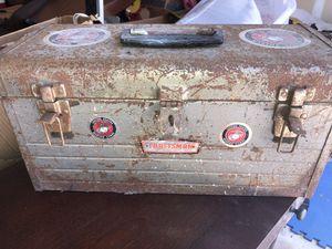 Antique tool box for Sale in San Antonio, TX