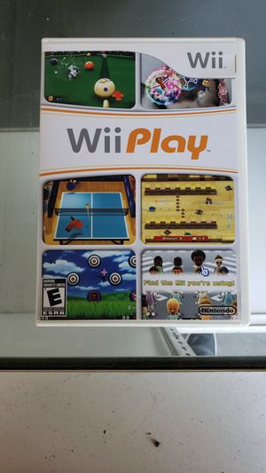 Wii Play for Sale in Elk Grove, CA