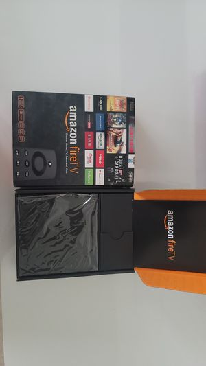 Amazon Fire TV HD Media Streamer for Sale in Frederick, MD