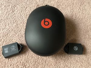 Beats Studio 3 Headphones in Black for Sale in Denver, CO