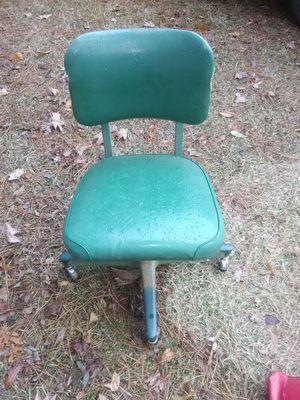 Metal desk chair for Sale in Baldwyn, MS