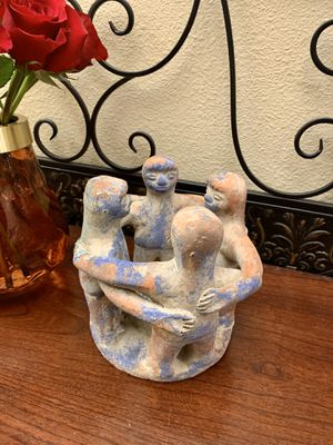 Four Circle of Friends candle holder for Sale in Fresno, CA