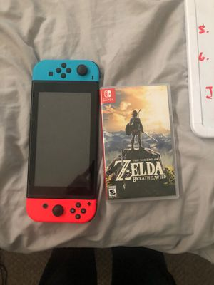 Game and console for Sale in Fresno, CA