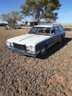 1977 Plymouth wagon for Sale in Moriarty, NM