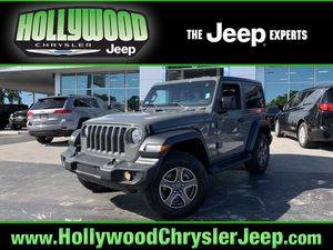 2018 Jeep Wrangler for Sale in Hollywood, FL