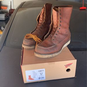 Red Wing Boots 9.5E for Sale in Chino Hills, CA