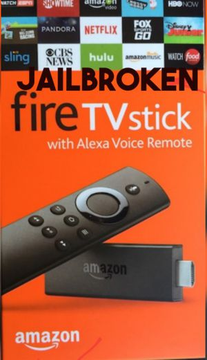 Amazon Fire TV Stick (Jailbroken) for Sale in Indianapolis, IN