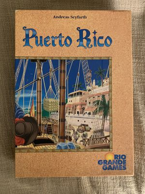 Puerto Rico board game for Sale in Los Angeles, CA