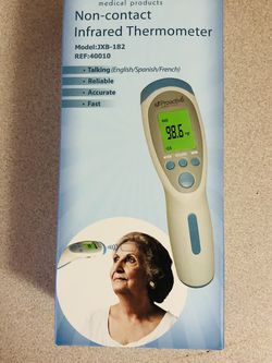 Infrared Thermometer (PROACTIVE) for Sale in Toppenish,  WA