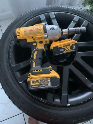 DeWalt impact wrench ... missing charger for Sale in Oakland Park, FL