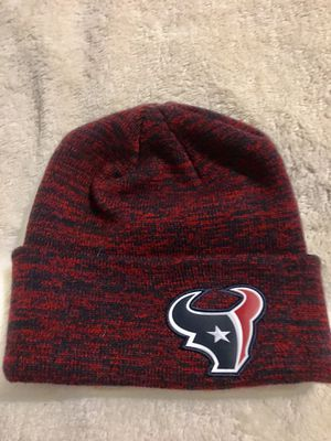 Texans beanie for Sale in Booth, TX
