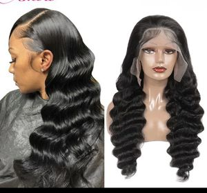 30 inch Brazilian Loose Deep Wave Wig for Sale in Landover, MD