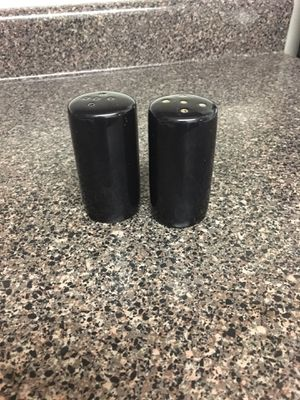 Salt and pepper jar for Sale in Silver Spring, MD