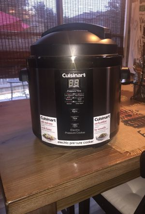 Cuisinart Instapot Crock Pot for Sale in San Antonio, TX