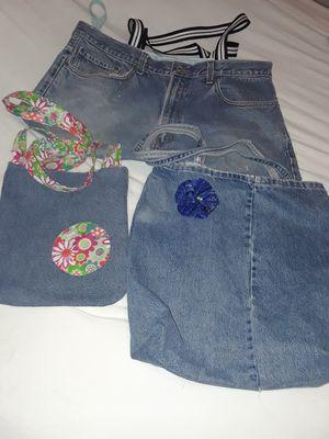 Jean bags & totes for Sale in Palmetto Bay, FL